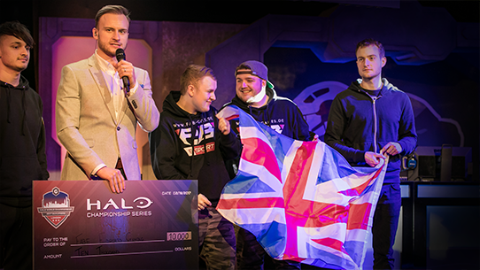 HCS FALL 2017: EUROPE ANNOUNCE