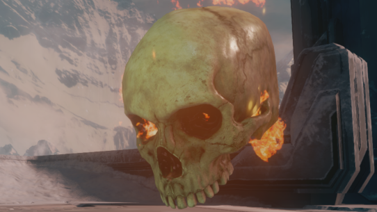 The Flaming Skull Update