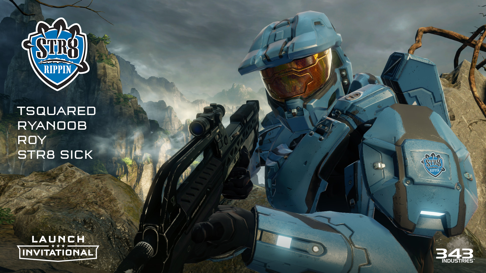 Launch Invitational Wallpapers | Halo: The Master Chief ...
