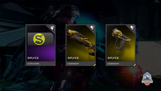 halo 5 how to tell when you finished req packs