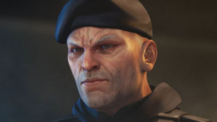 Colonel Watts