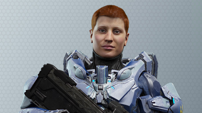 Tedra Grant | Characters | Universe | Halo - Official Site