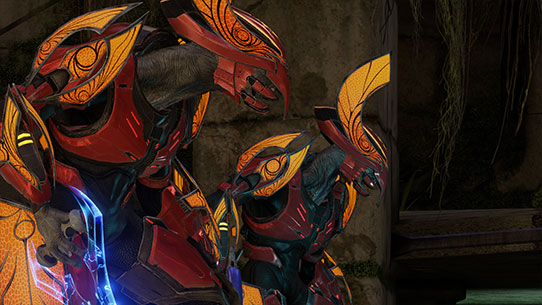 Sangheili Honor Guard - Submitted by HAL0 M4N