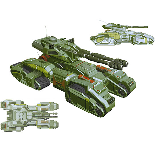 Grizzly | Vehicles | Universe | Halo - Official Site