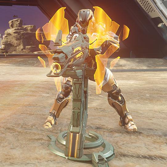 Splinter Cannon