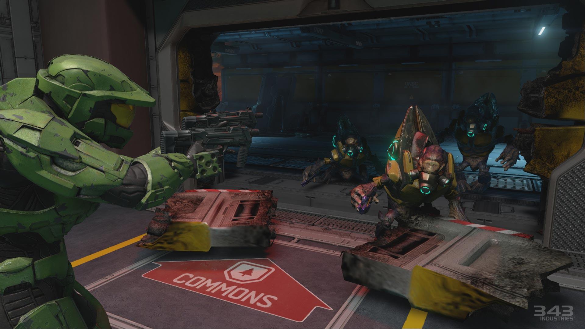 Introducing The Halo Championship Series Season One Eslgaming