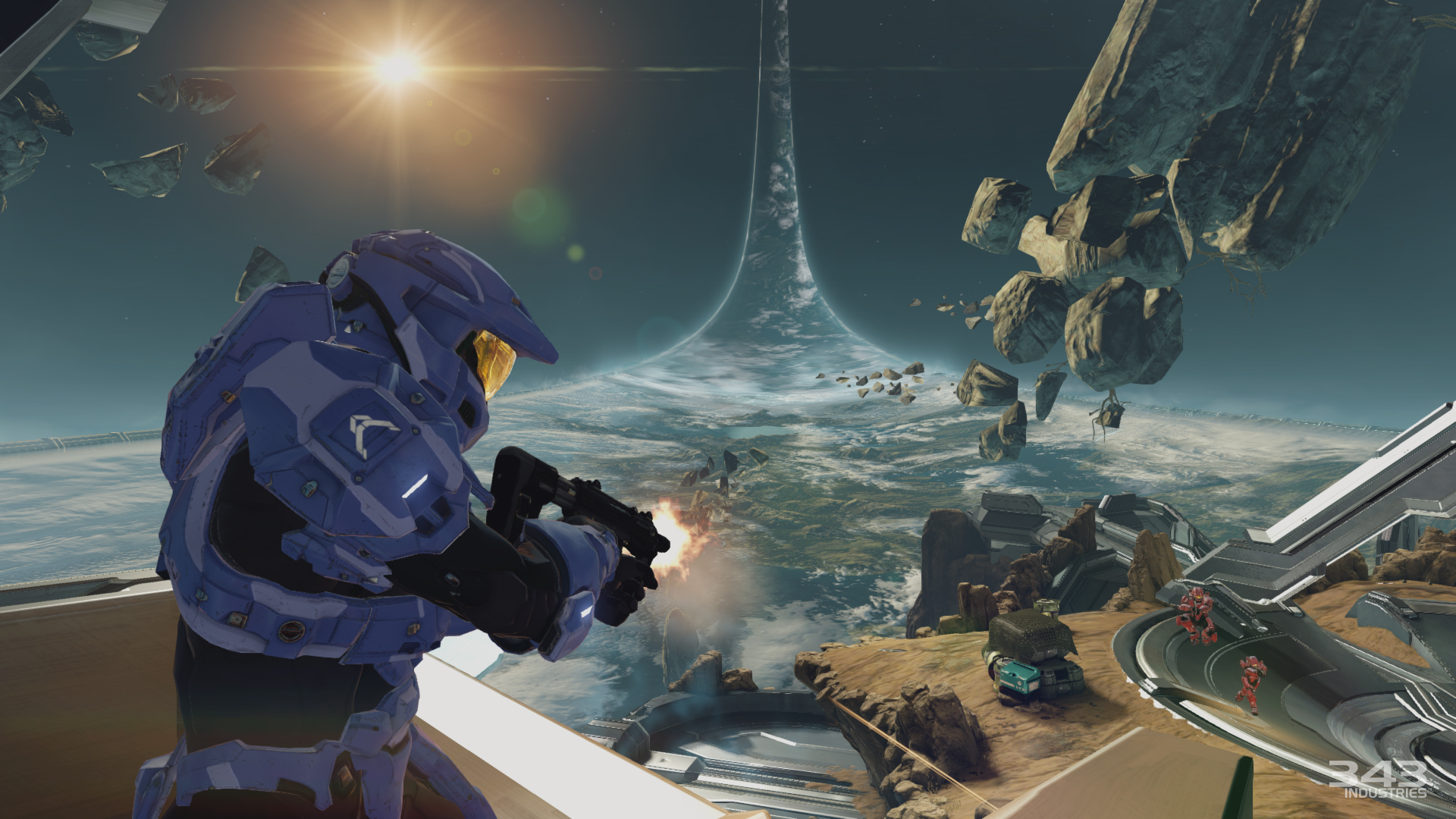 how to play multiplayer on halo 4 without xbox live