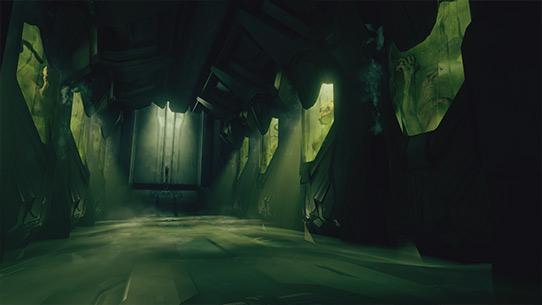 Sala de escopeta de Encerrona