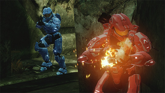 More Stats from Halo 5: Guardians Beta