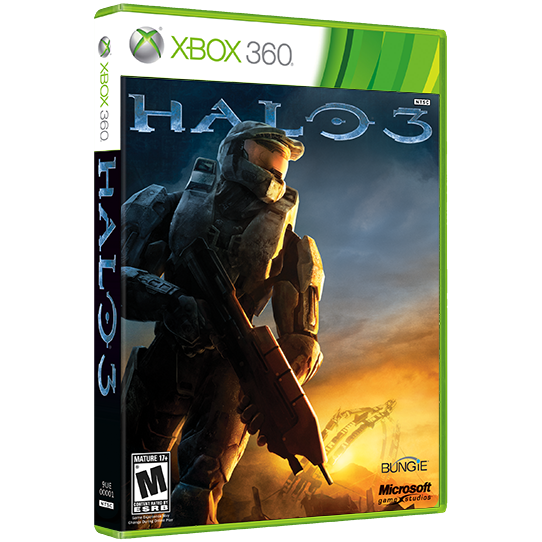The legendary saga continues with Halo 3 as the Master Chief returns to  uncover an ancient secret, and bring the conflict between the Covenant, the  Flood, ...