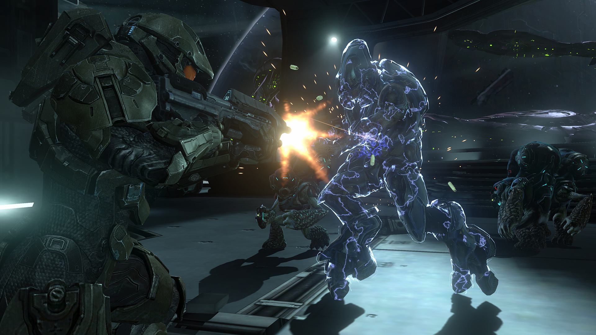 Halo 4 games halo official site - Halo 4 pictures ...