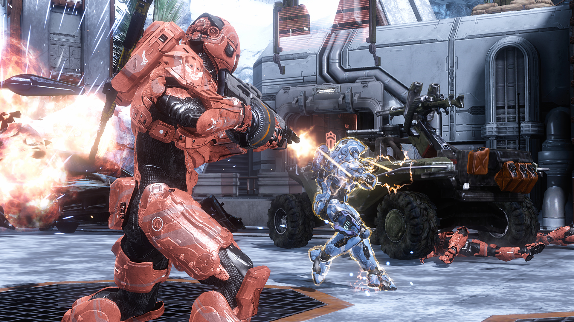 Image result for Halo 4 multiplayer