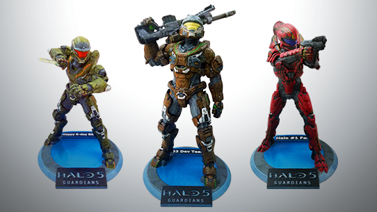 3d Print Your Spartan Games Halo Official Site