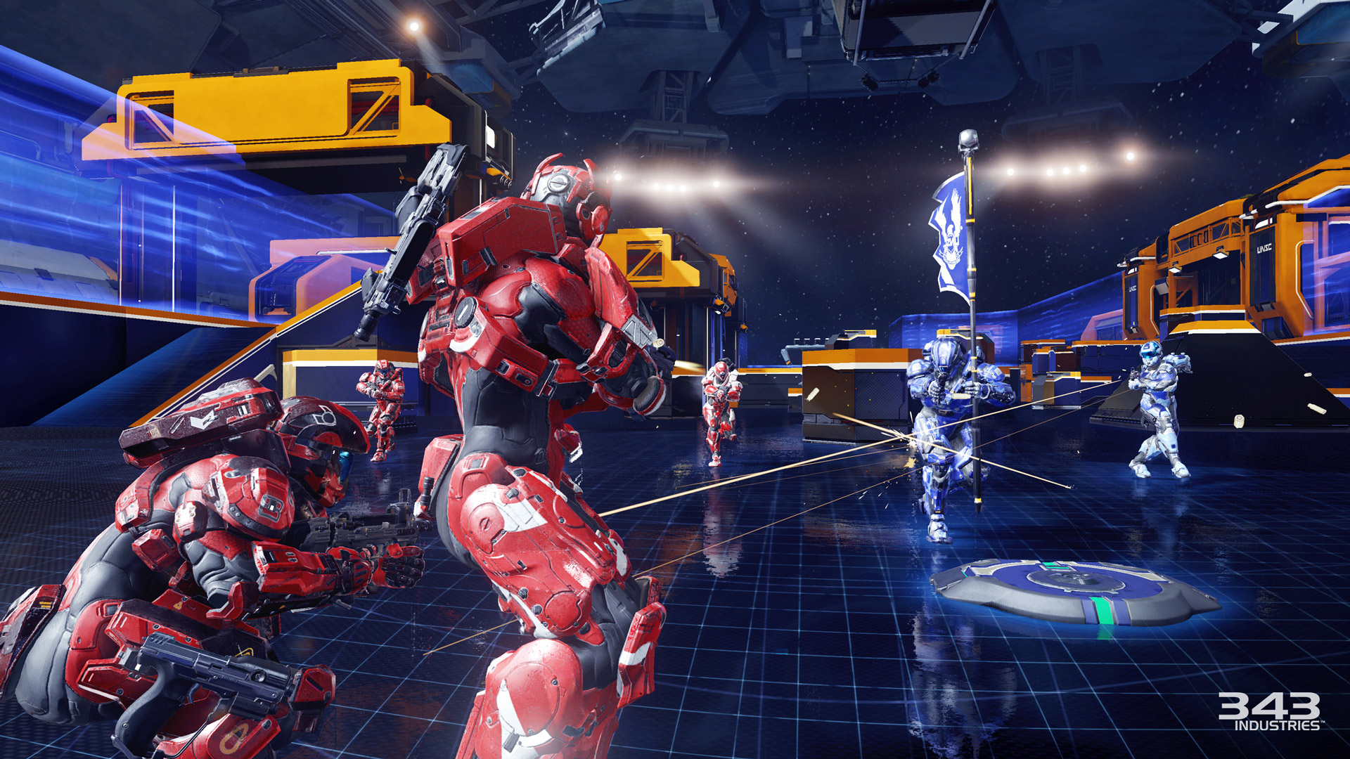 Halo 5 Guardians Arena