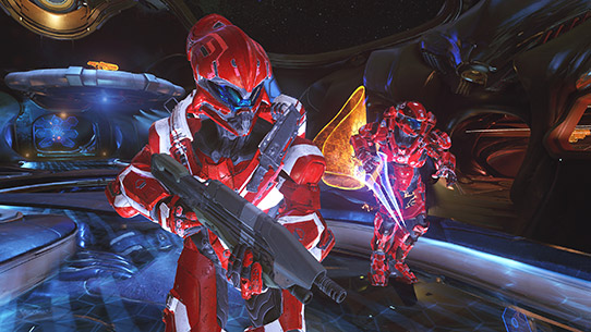 Halo 5: Guardians Arena – Multiplayer Gallery