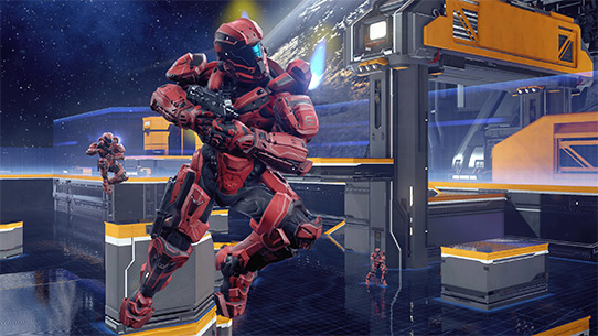 How Fans Helped Shape the Multiplayer of Halo 5: Guardians