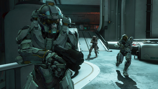 Your Team is your Weapon   Halo 5: Guardians   Halo