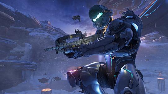 скачать Halo 5 через торрент - фото 3