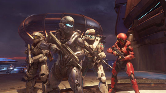 Halo 5: Guardians E3 2015 Campaign Demo