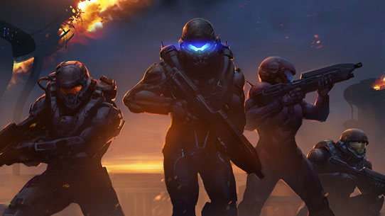 The Next Evolution of Halo combat