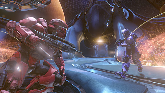 Welcome to the Halo 5: Guardians Multiplayer Beta!