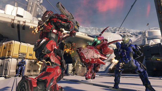 Halo API support coming to Halo 5: Guardians