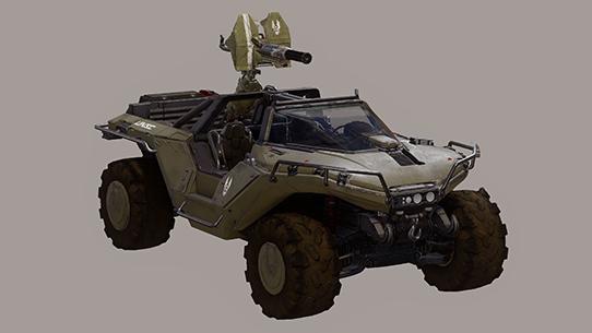 Vehicles - HaloTracker Database