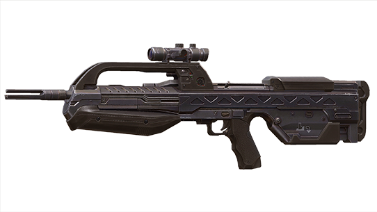 Halo 2 Battle Rifle