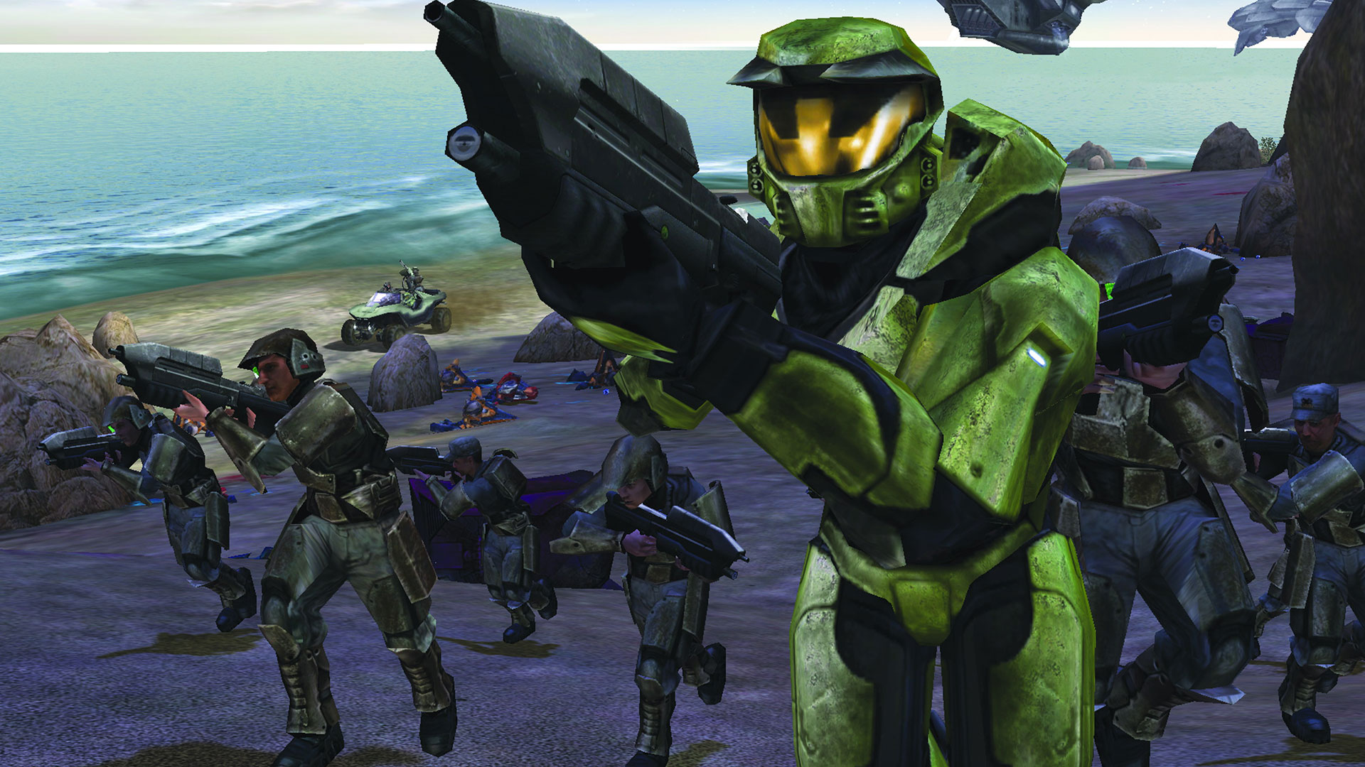 Image result for halo combat evolved