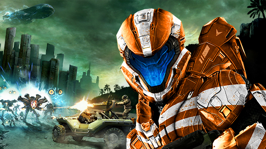 Halo: Spartan Strike Available Now