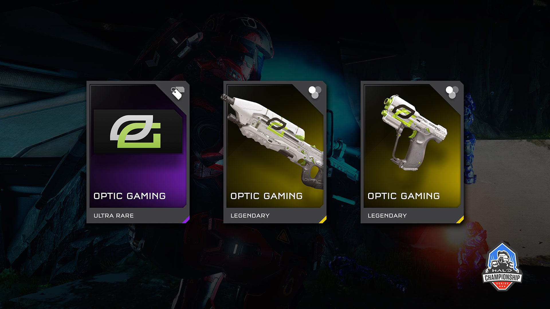 Skins Halo Official Site