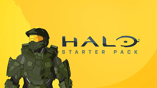 New Halo Stickers for iOS
