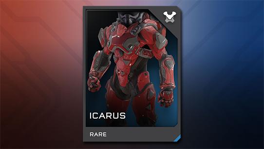 Icarus Armor Update