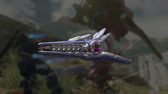Halo 2 Beam Rifle
