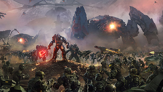 Halo Wars 2 Official Soundtrack Preview