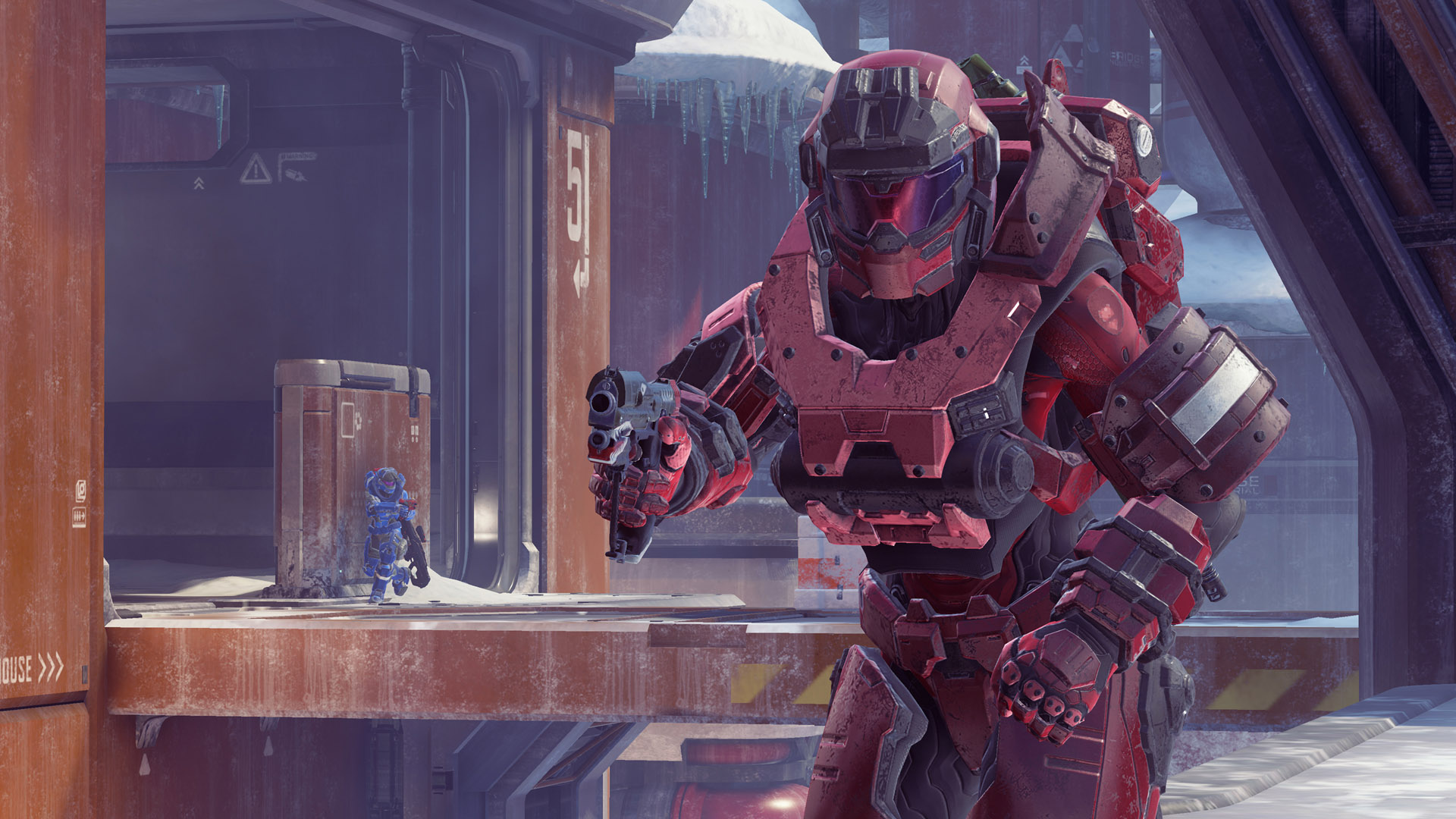 Memories of Reach | Games | Halo - Official Site