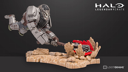 Halo Crate #4 Figure Revealed!