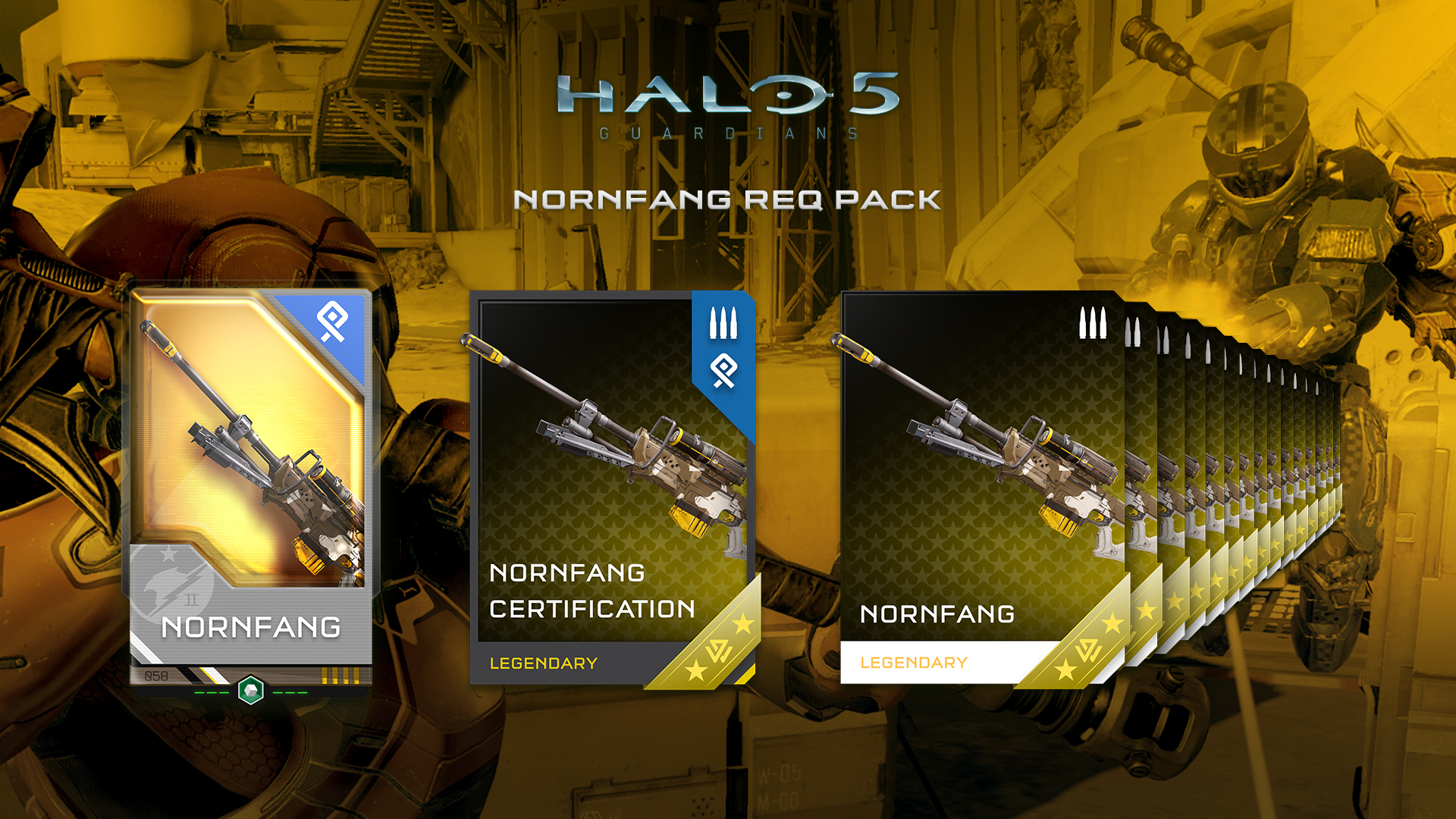 Nornfang Mythic pack <br> available for a limited time
