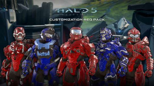 Greatest Hits Customization REQ Pack <br> available for a limited time