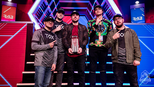 TOX Gaming Wins HCS London