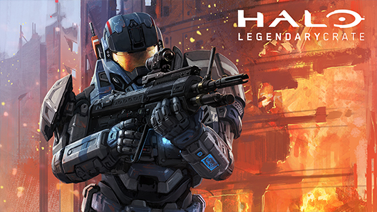 Get the New Halo Crate Now