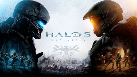 Halo 5: Guardians Now On Sale