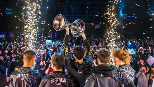 Splyce takes home the title