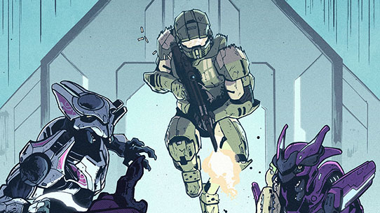 New Halo Comic Available Now