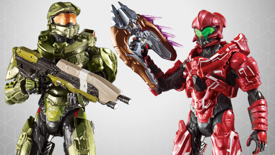 New Halo Toys Announced