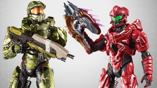 New Halo Toys Announced