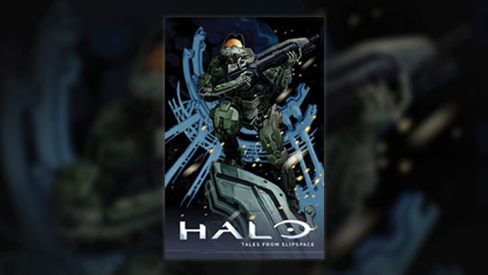 Halo: Tales from Slipspace Revealed!