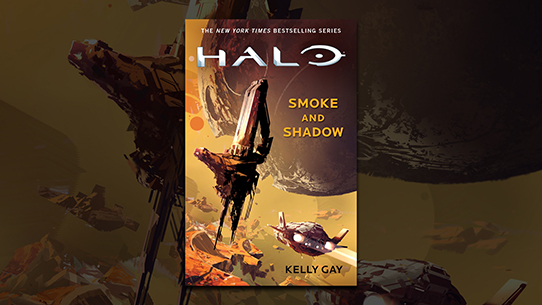 Halo: Smoke and Shadow enovella