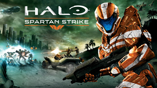 Halo Spartan Strike On Sale Now
