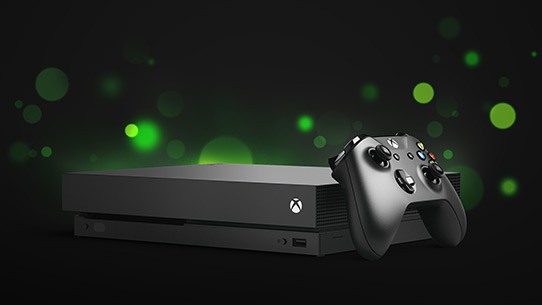 The Xbox One X is Here!